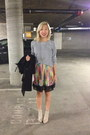 Zara-sweater-love-nail-tree-necklace-prabal-gurung-for-target-skirt