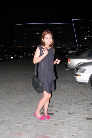 Bellamanila dress - ichigo shoes - Mango