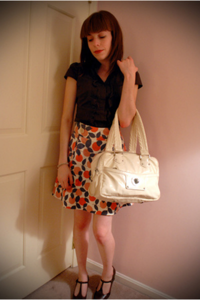 Odille blouse - Corey Lynn Calter skirt - Marc by Marc Jacobs purse - Frye shoes