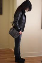 Theory jacket - Stella McCartney for Gap Kids sweater - True Religion jeans - Za