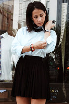 bracelet Forever 21 accessories - suede Zara heels