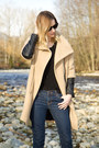 Tan-zara-coat-navy-bdg-jeans-camel-zara-loafers