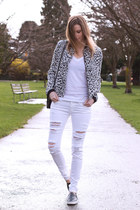 white Denim & Supply jeans - white Denim & Supply jacket