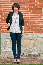 black Old Navy blazer