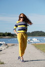 Yellow-thakoon-for-target-shirt-yellow-bb-dakota-pants