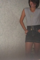 shirt - KOB shorts - shoes