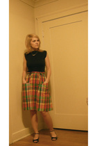 t-shirt - skirt - Dolce Vita