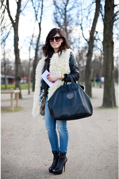 Combinaciones de los jeans con los zapatos