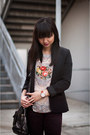 Crimson-skinny-articles-of-society-jeans-silver-graphic-t-shirt