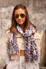 Zara-jacket-mulberry-bag-something-else-shorts-jean-michel-cazabat-wedges-