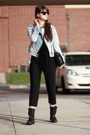 Zara jacket - Zara romper