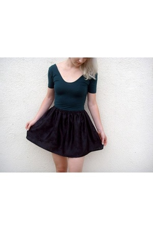 skirt - American Apparel top