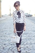 polka dots F&F shirt