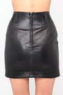Leather Violet Boutique Vintage Skirts