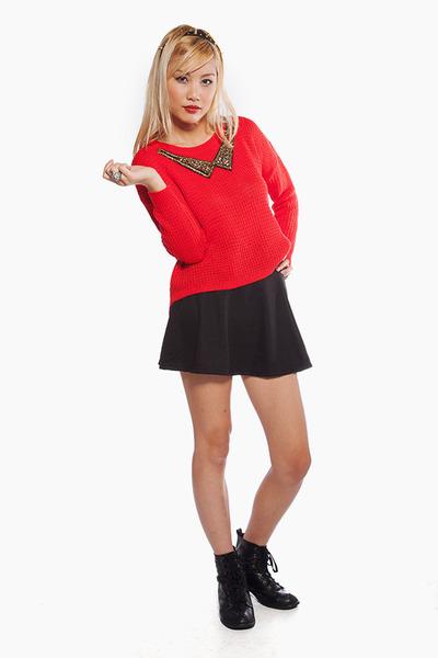 Violet Boutique sweater