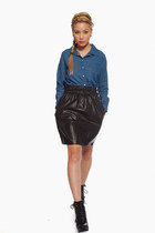 Leather-skirt-violet-boutique-skirt