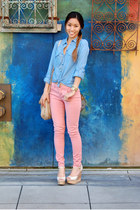 Casual Chambray