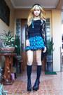 Black-shop-dainty-boots-black-cotton-h-m-blouse