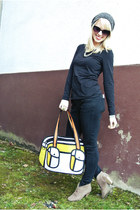 día Emerson & Oliver bracelet - beanie  the savant shop  hat - 2d Choies bag