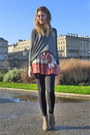 Isabel-marant-boots-new-yorker-sweater-zara-skirt