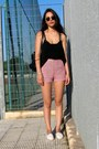 Sam-edelman-shoes-ebay-bag-vintage-shorts-ray-ban-sunglasses