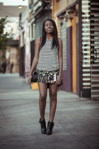 31 Phillip Lim skirt - thakoon boots - t by alexander wang top