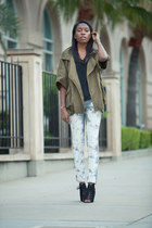 Isabel Marant jeans - Joie shoes - Isabel Marant jacket