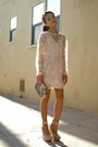 Tulle-dress-lf-dress-vintage-dress-sequin-clutch-club-monaco-bag