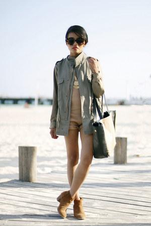 jamison boots Dolce Vita boots - utility jacket Club Monaco jacket