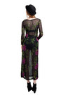 Sheer Maxi Betsey Johnson Dresses