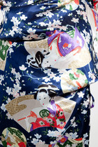 Kimono Vintage Capes