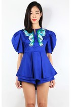 TheScarletRoom romper