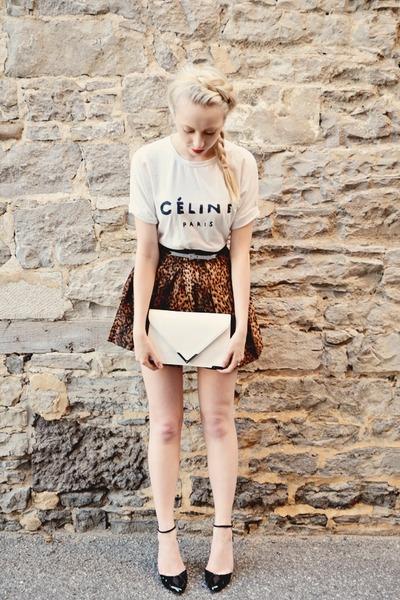 white céline t-shirt Ebay shirt - black Sole Society shoes