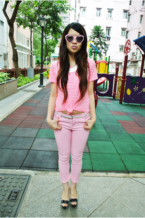 Forever 21 top -  pants