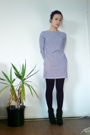 American Apparel dress - Zara