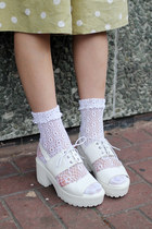 White-lace-up-the-whitepepper-sandals
