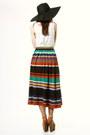 Thriftednet-skirt