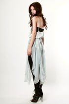 blue Vintage from THRIFTEDnet dress
