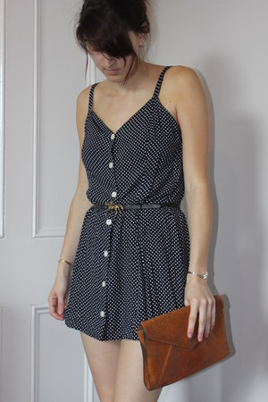 Thrifty Clothing dress - Primark belt