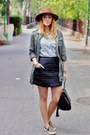 Asos-shoes-h-m-hat-parka-new-yorker-jacket-h-m-shirt-sheinsidecom-skirt