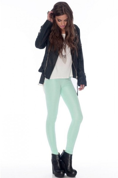 polyester Tobi leggings