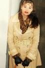 Aldo-boots-bebe-coat-leaopard-print-target-scarf-target-gloves