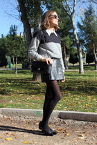Isabel Marant Etoile sweater - Chanel bag - Topshop skirt