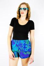 blue Trashy Vintage shorts