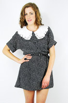 black Trashy Vintage dress
