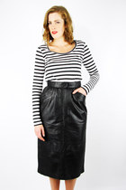 Black-trashy-vintage-skirt