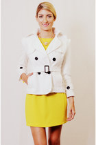 white snow white Trendabelle jacket