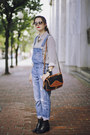 Chelsea-tba-boots-printed-tommy-hilfiger-shirt-vintage-dooney-bourke-bag