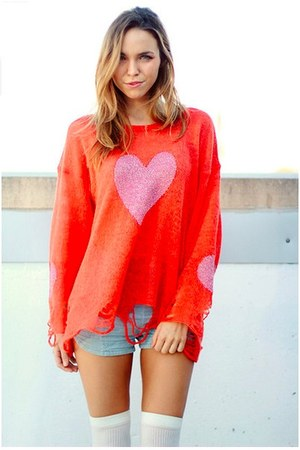 wildfox wildfox couture top