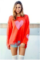 Wildfox-wildfox-couture-top